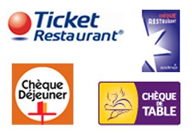 Qui Accepte Plusieurs Tickets Restaurant